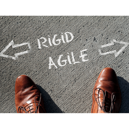Becoming Agile During Rapid Change Webinar